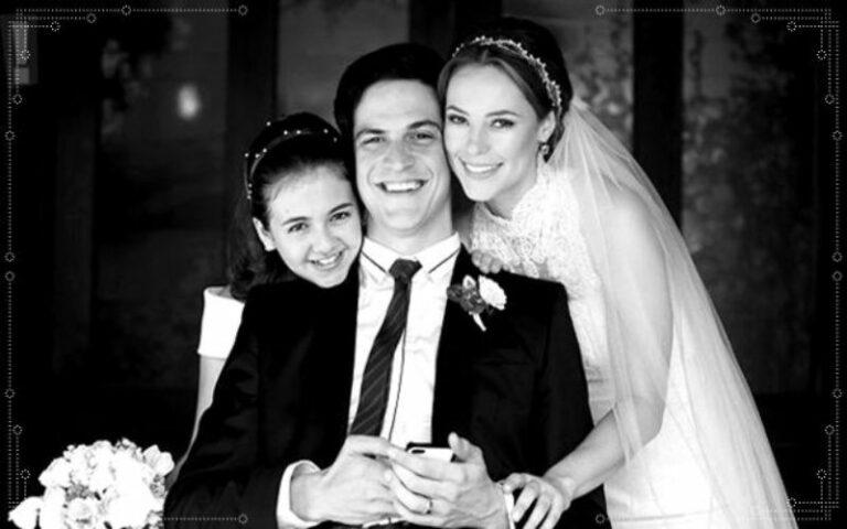 Vestido de noiva Paolla Oliveira Amor à Vida