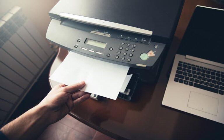 Benefícios da impressora multifuncional no escritório